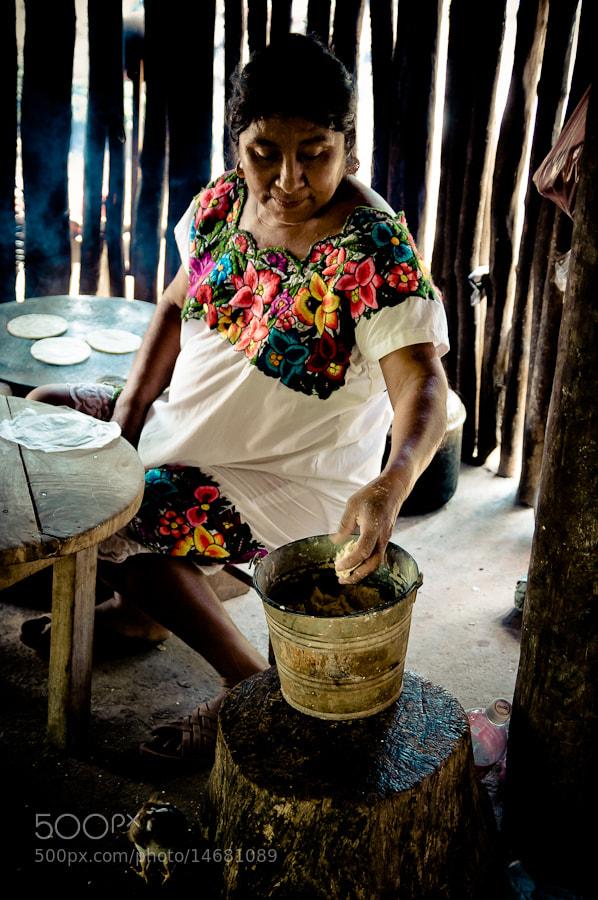 Photograph Maya Community by Jose Agudo on 500px