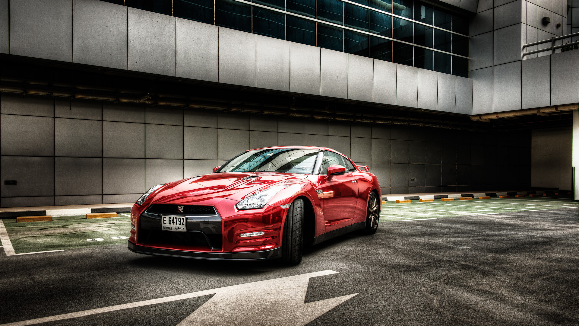 Photograph 2012 Nissan GT-R Stance by Brian Donegan on 500px
