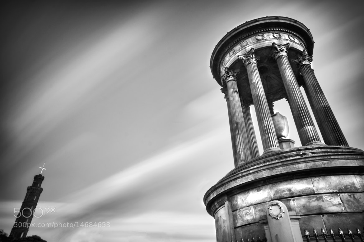 Photograph Calton Hill by Andrea Gusperti on 500px