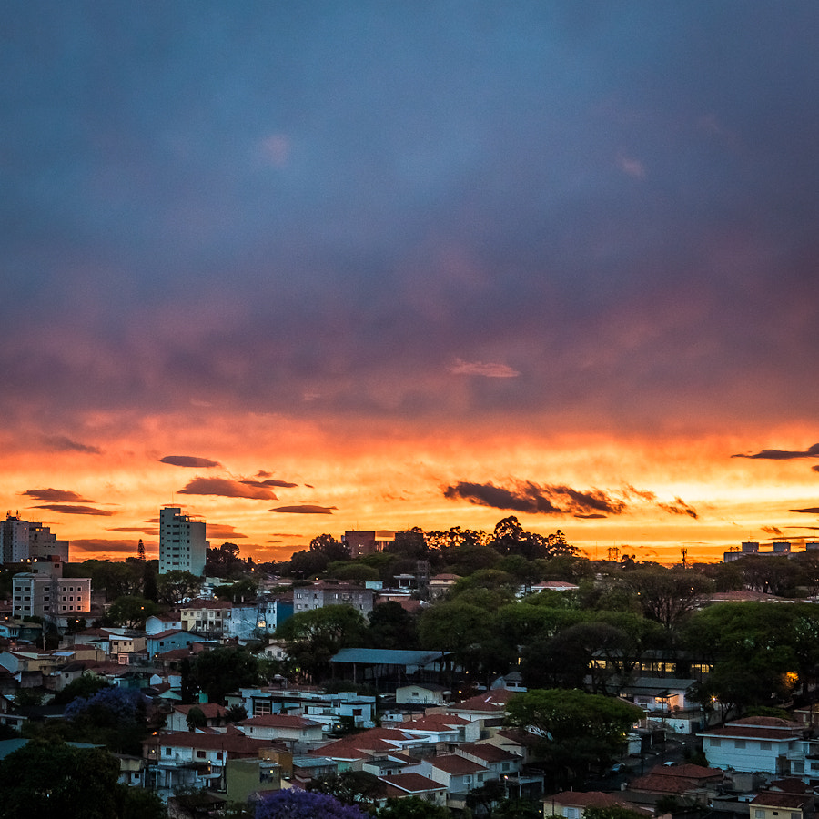 Photograph Sunset @ Saúde, SP - Brasil III by Camilo Pedroso on 500px