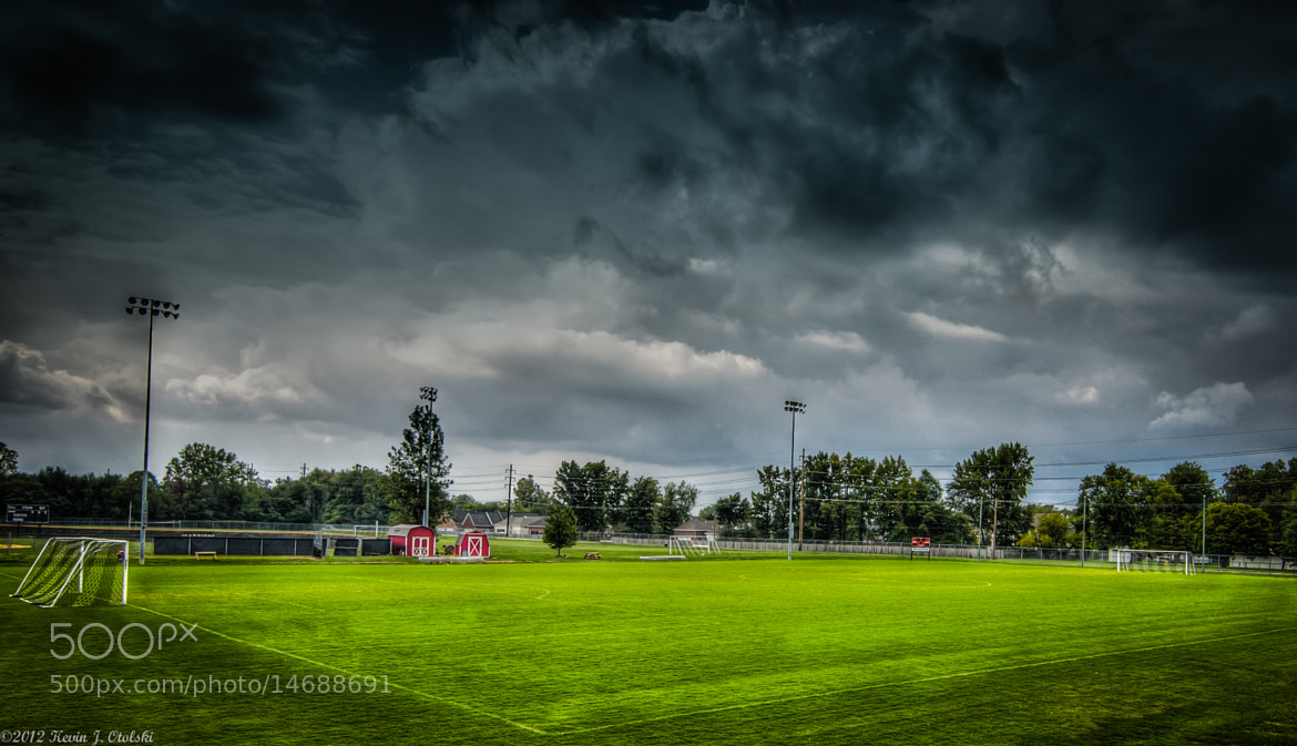 Photograph Soccer Field by Kevin Otolski on 500px