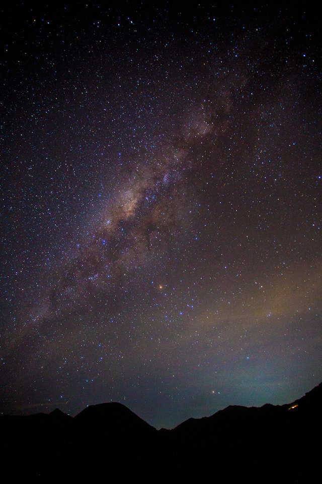 Photograph Milkyway at Mt Bromo by Fang Keong Lim on 500px