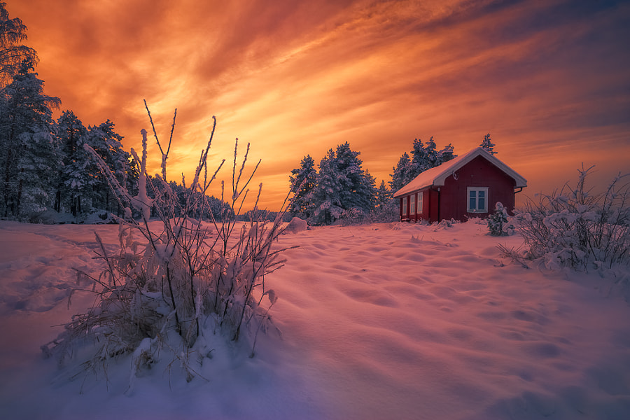 Origin of Light by Ole Henrik Skjelstad on 500px.com