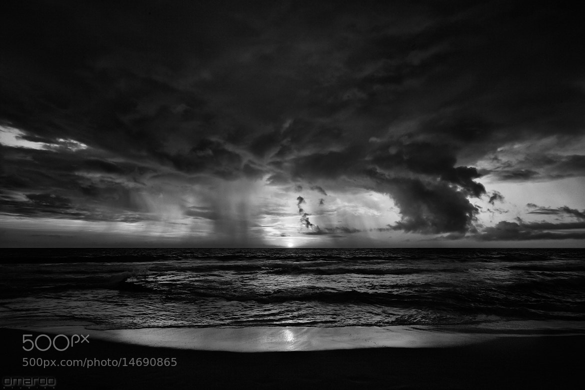 """Photograph """"Ocean of Storms"""" by Chris Malikoff on 500px"""