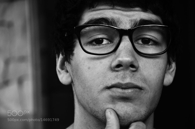 Photograph Javi by Sofia calo on 500px