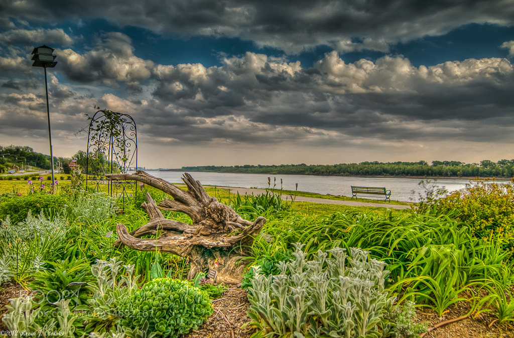 Photograph Newburgh Indiana River Front by Kevin Otolski on 500px