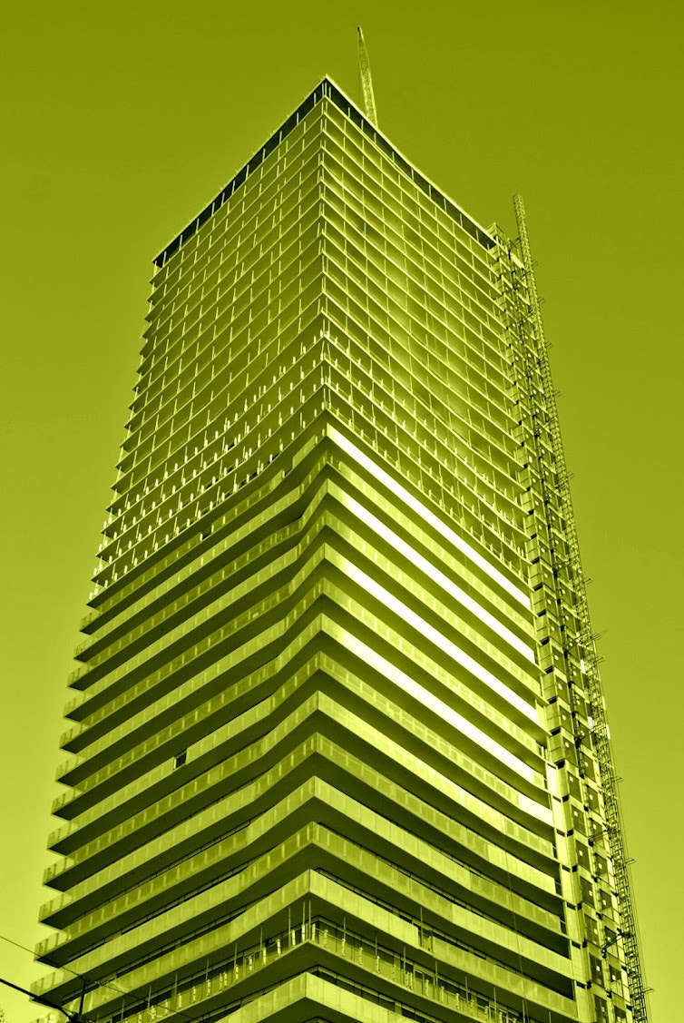 Photograph 0122  High Rise by Matthias F on 500px
