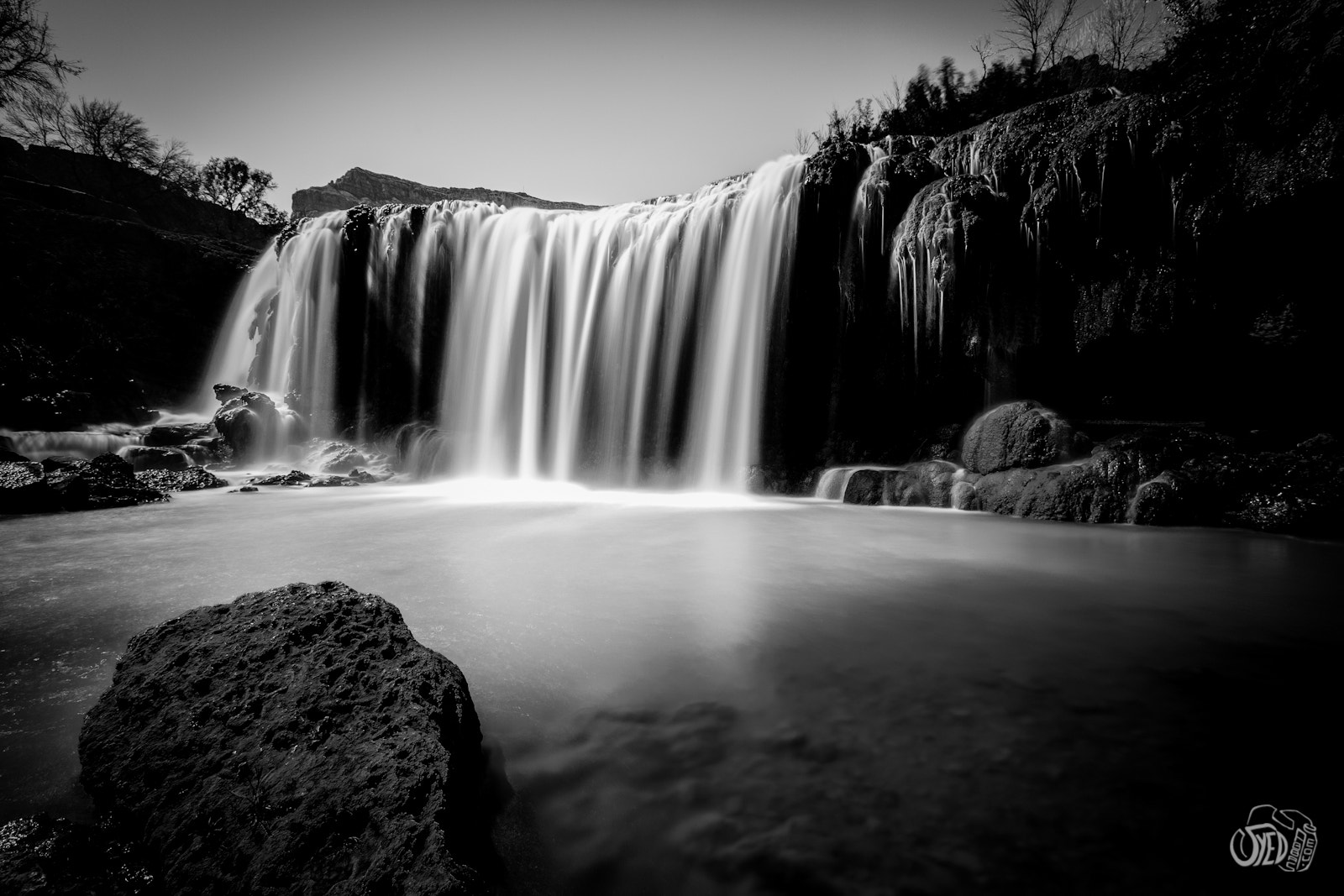 Photograph Navajo Falls by Syed Abbas on 500px