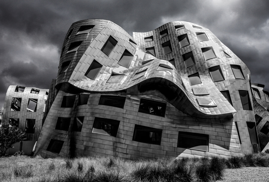 Lou Ruvo Center by Michael-Bies on 500px.com