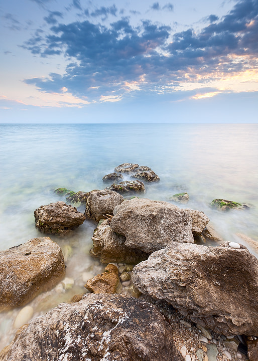 Photograph Looking the Horizon by Claudio Coppari on 500px