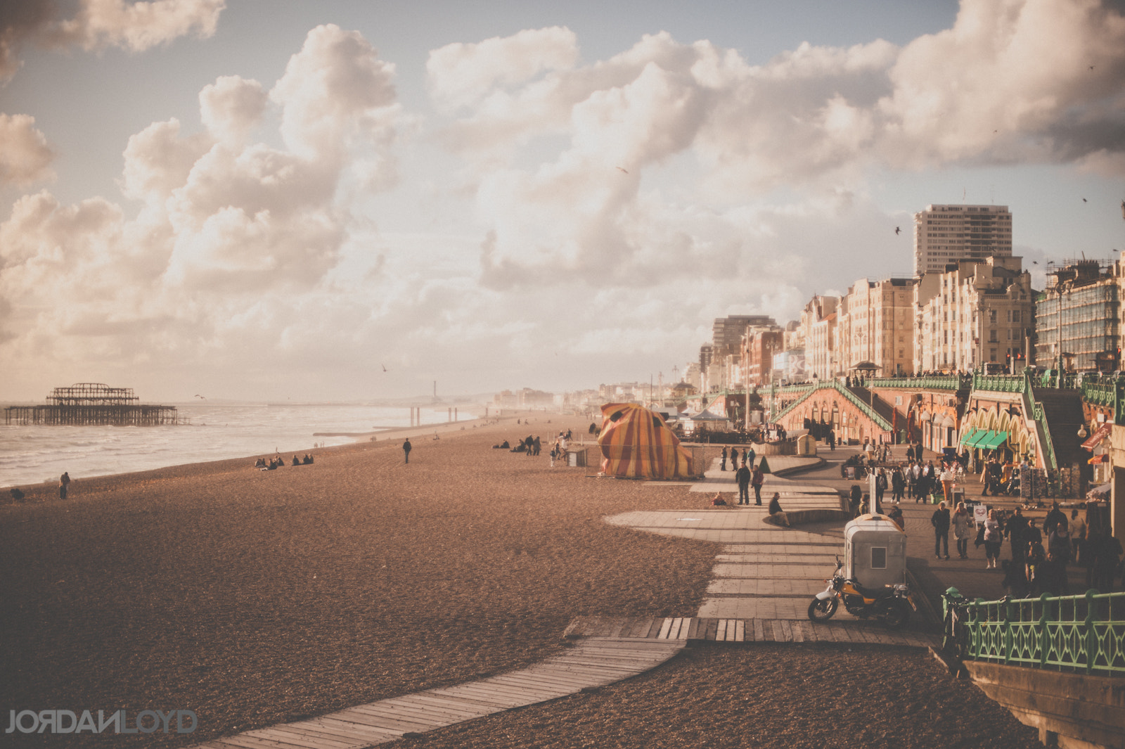 Photograph Brighton by Jordan Loyd on 500px