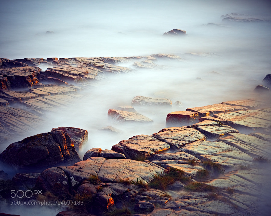 Photograph Golden Rocks by Magnus Larsson on 500px