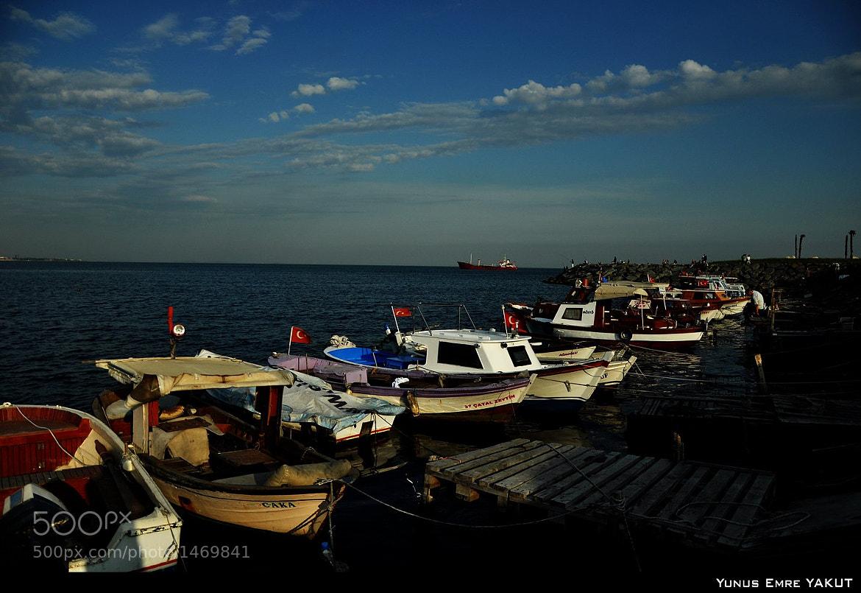 Photograph Boats by Yunus Emre YAKUT on 500px