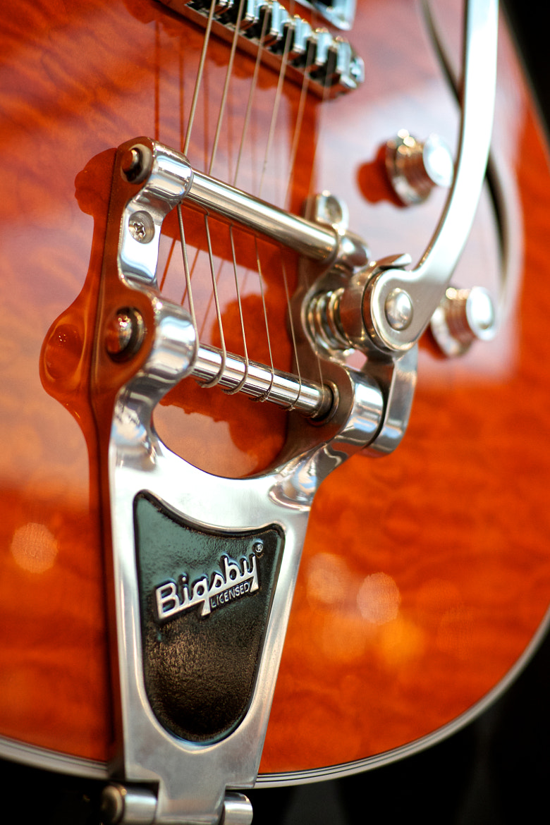 Photograph Bigsby Vibrato by Andy McRory on 500px