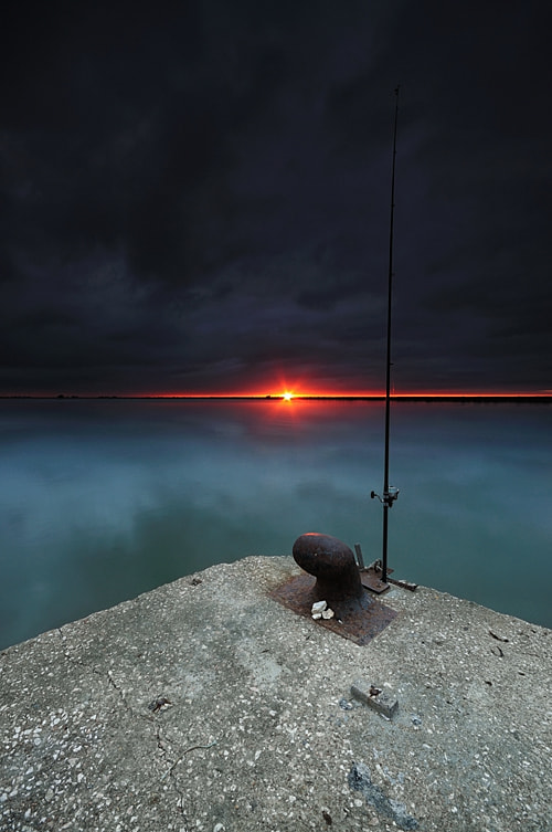 Photograph Fishing the Horizon by Carlos Resende on 500px