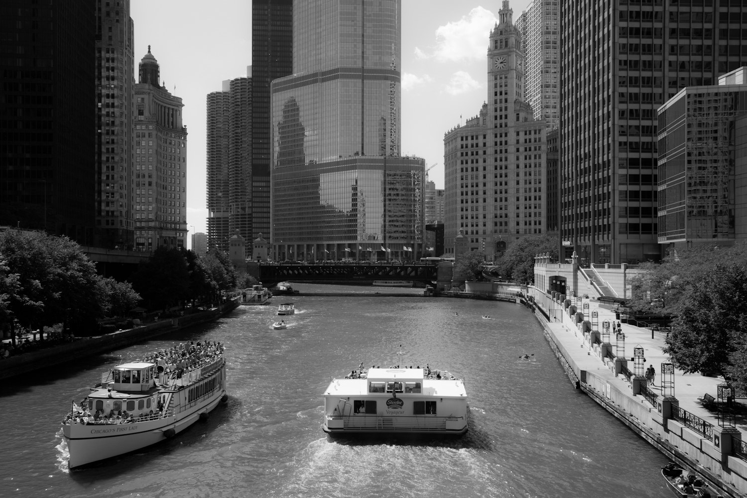 Photograph Chicago by Mike Chatwin on 500px