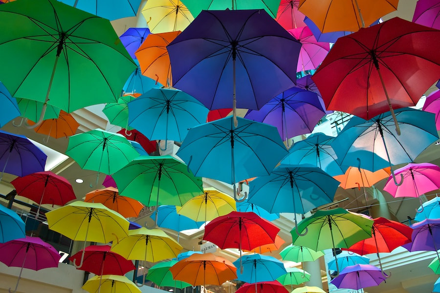 Photograph Les Parapluies by Carl Parow on 500px