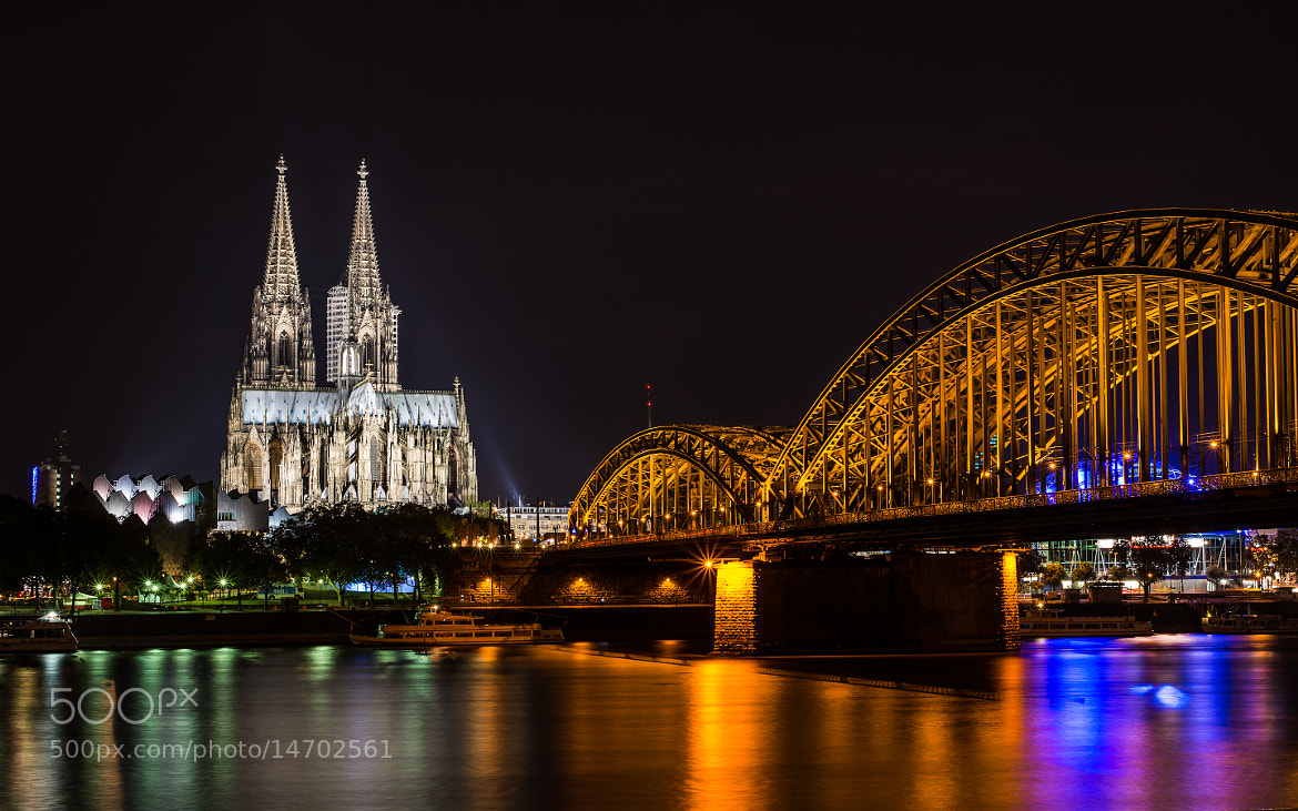 Photograph Cologne and it's sights by Thomas Hiermayer on 500px
