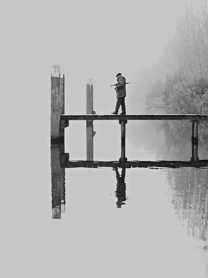 Photograph In the fog by Ece Aktansel on 500px