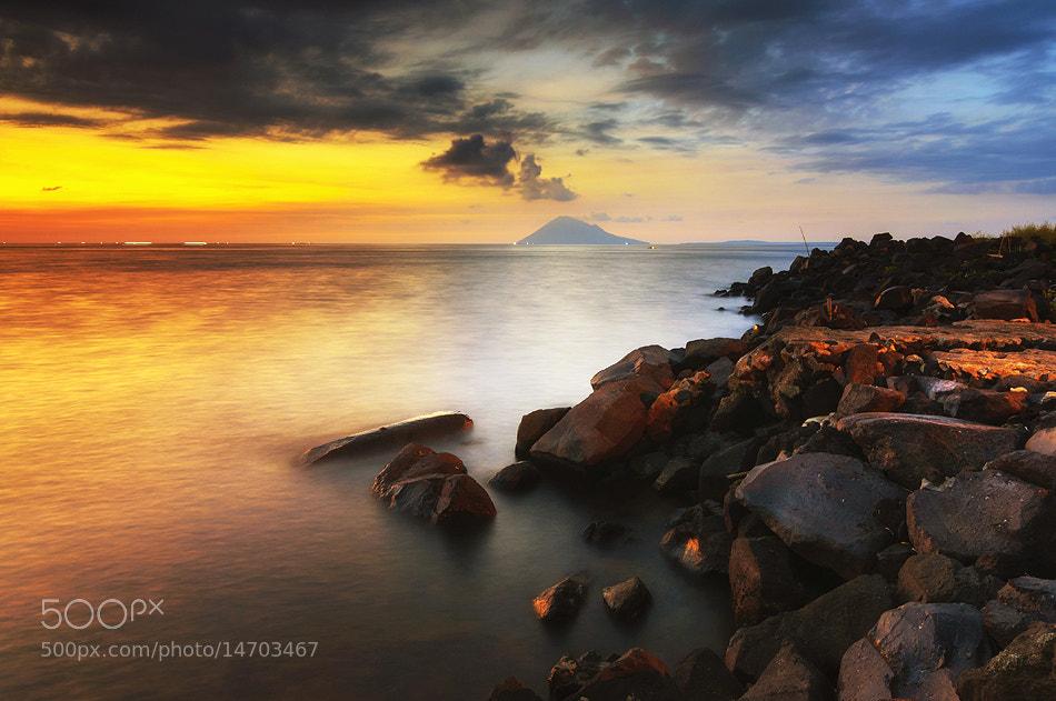 Photograph Manado Sunset by Johan A. Saleh on 500px