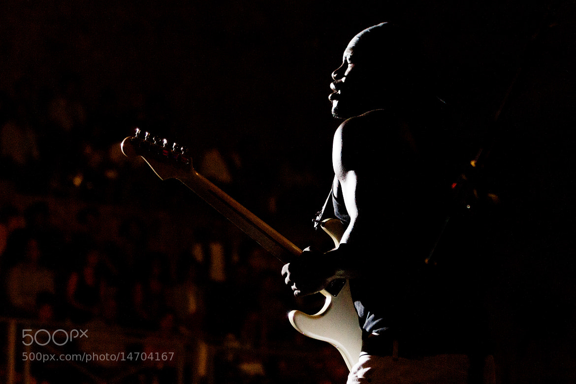 Photograph Eric Guitar Devis  by Fabio Angeloni on 500px