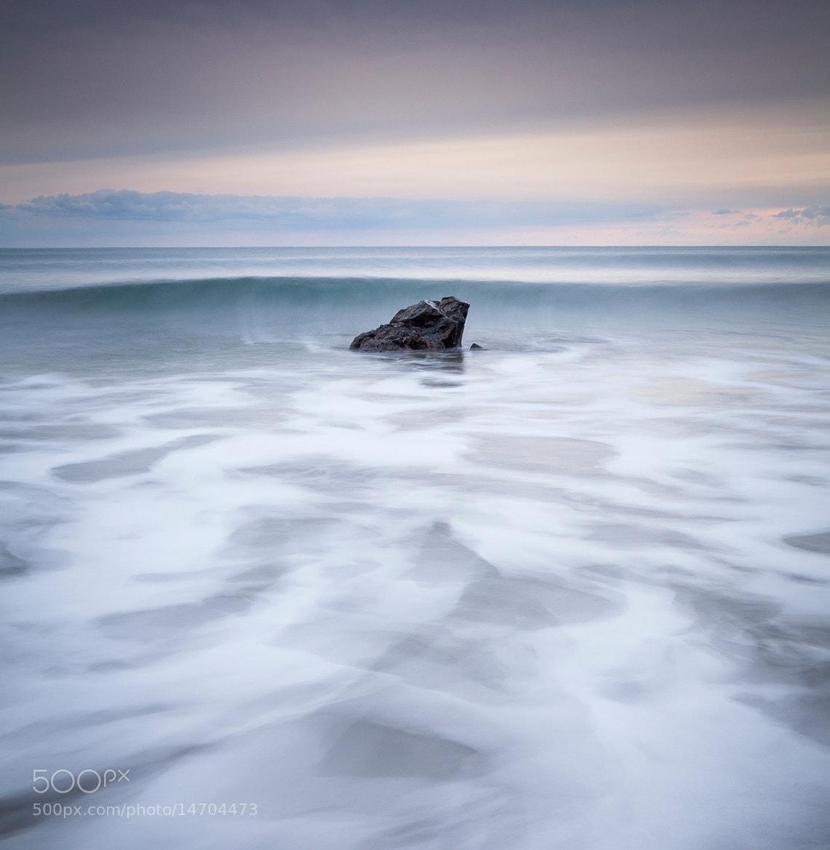 Photograph Devon rock i by Terry Gibbins on 500px