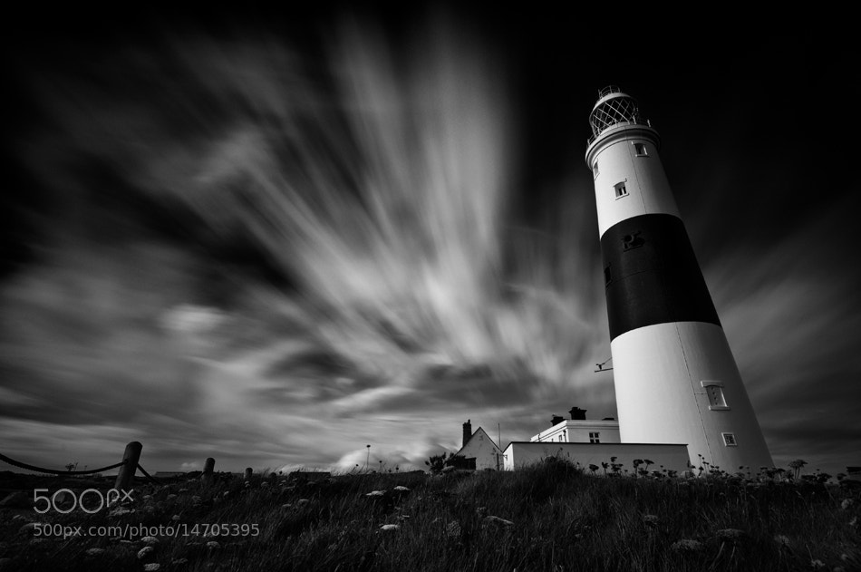 Photograph Portland Bill Lighthouse by David Mar Quinto on 500px