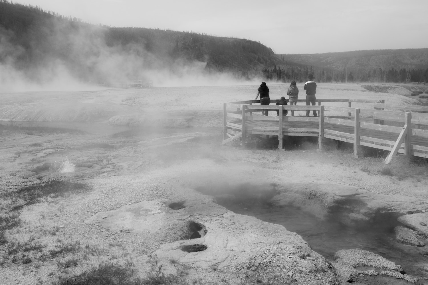 Photograph Yellowstone National Park by Mike Chatwin on 500px