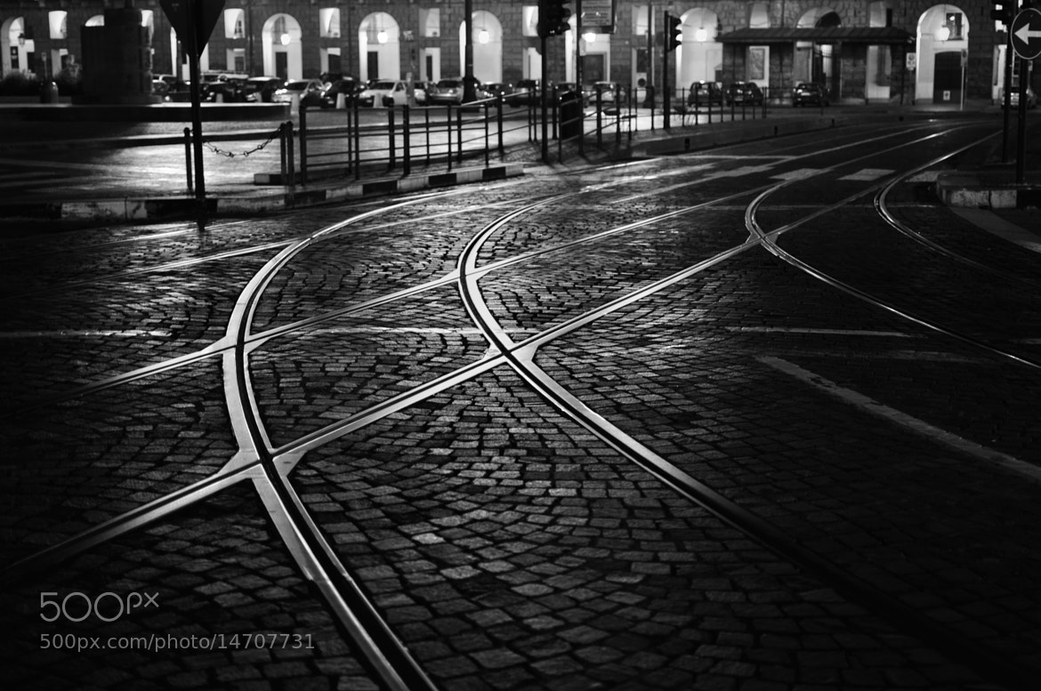 Photograph rails by Francesco Iannuzzi on 500px