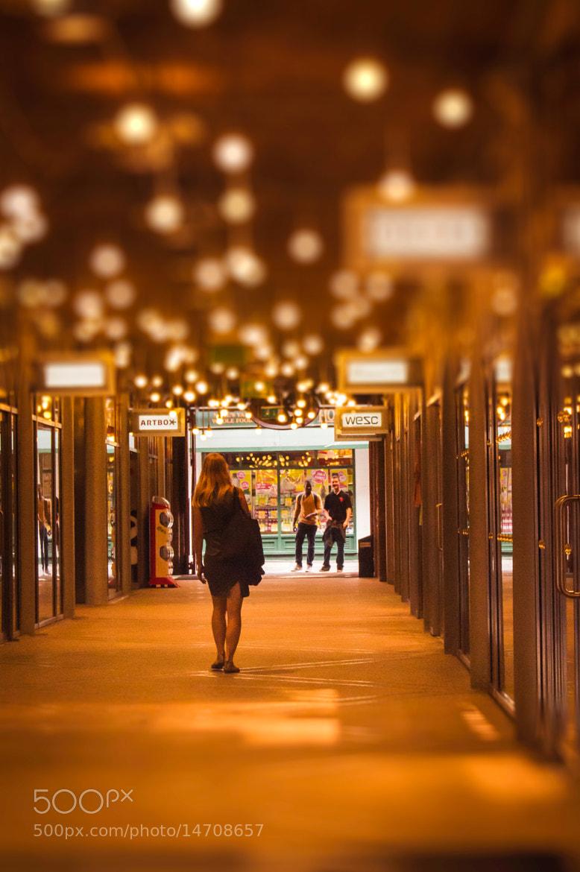 Photograph Light Hallway by Jose Vazquez on 500px