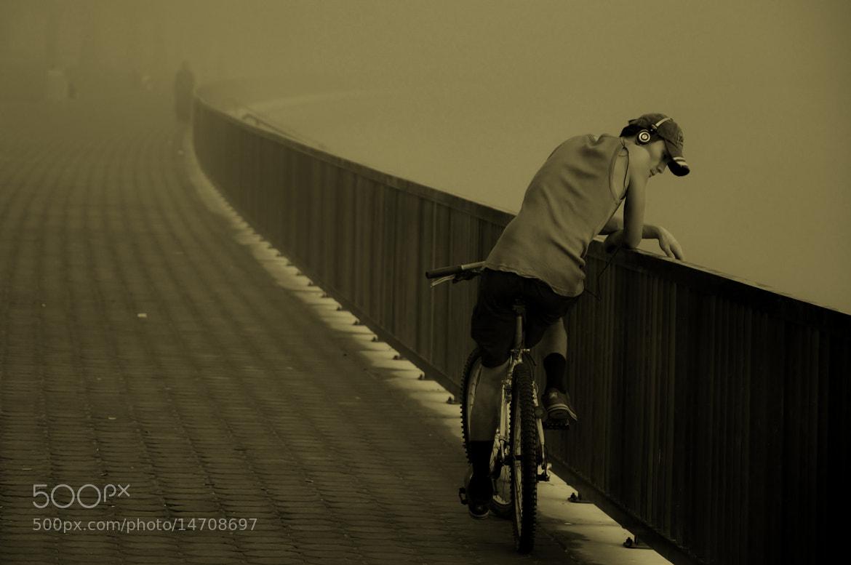 Photograph A foggy morning by Jeyaganesh Duraimani on 500px