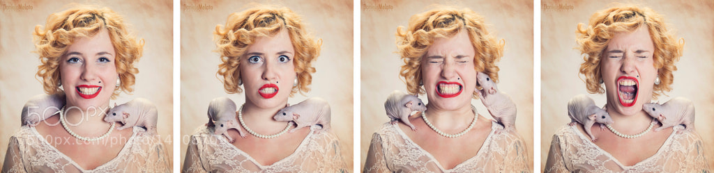 Photograph Queen of Rats by Daniele Melato on 500px