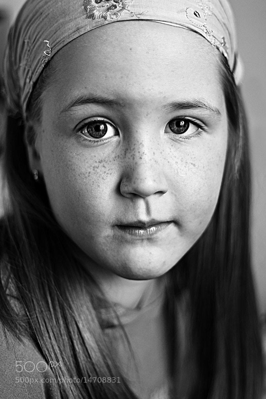 Photograph Abigail by Beata Hahn on 500px