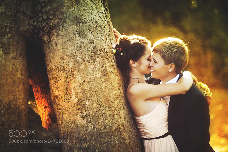 Photograph wedding by Alena Kycher on 500px