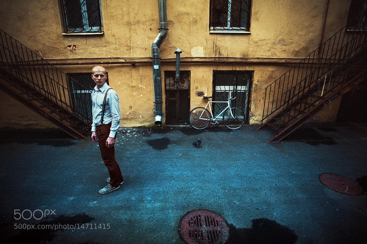 Photograph PiGeo by Daniil Kontorovich on 500px