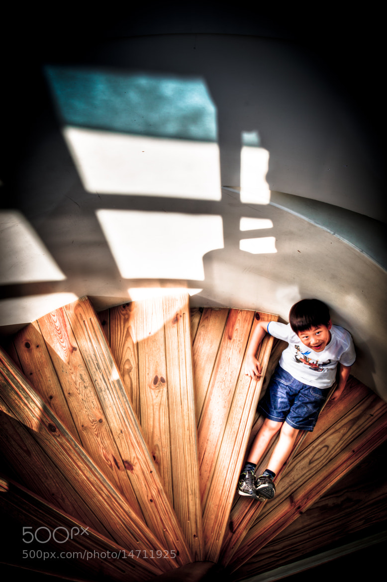 Photograph From the stairwell by TL Lau on 500px