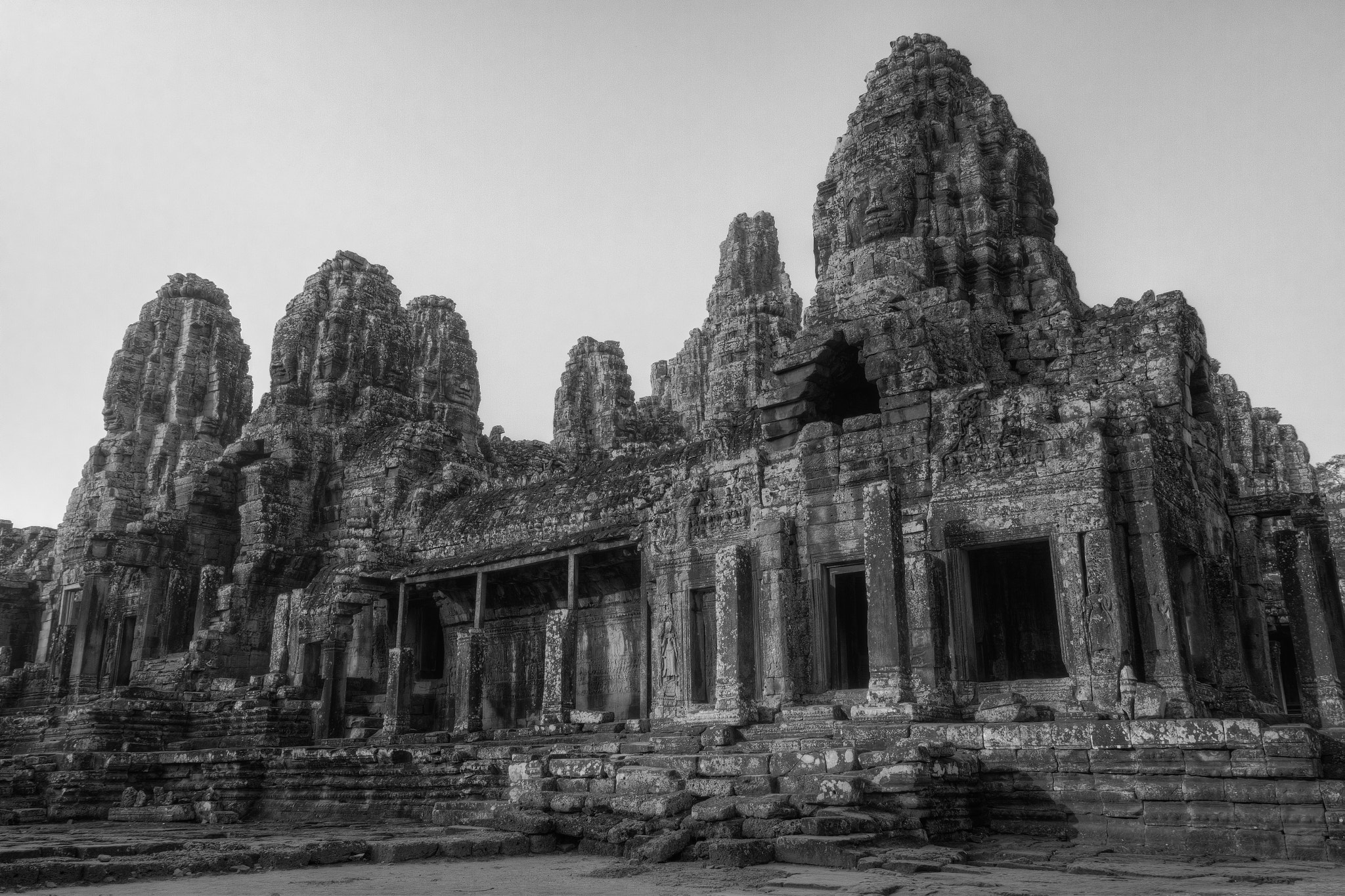 Photograph Bayon by Julien Graziano on 500px