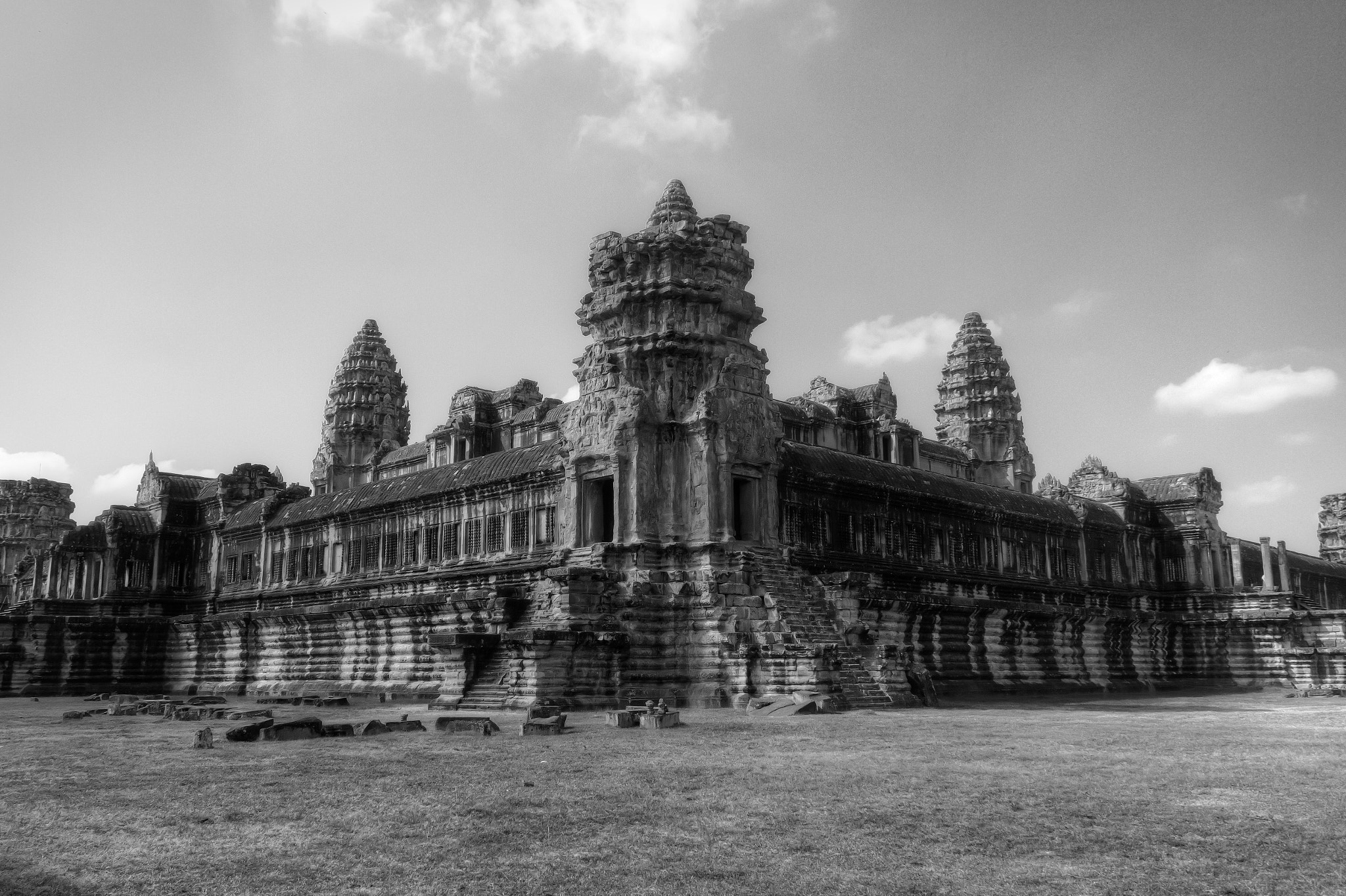 Photograph Angkor Wat by Julien Graziano on 500px