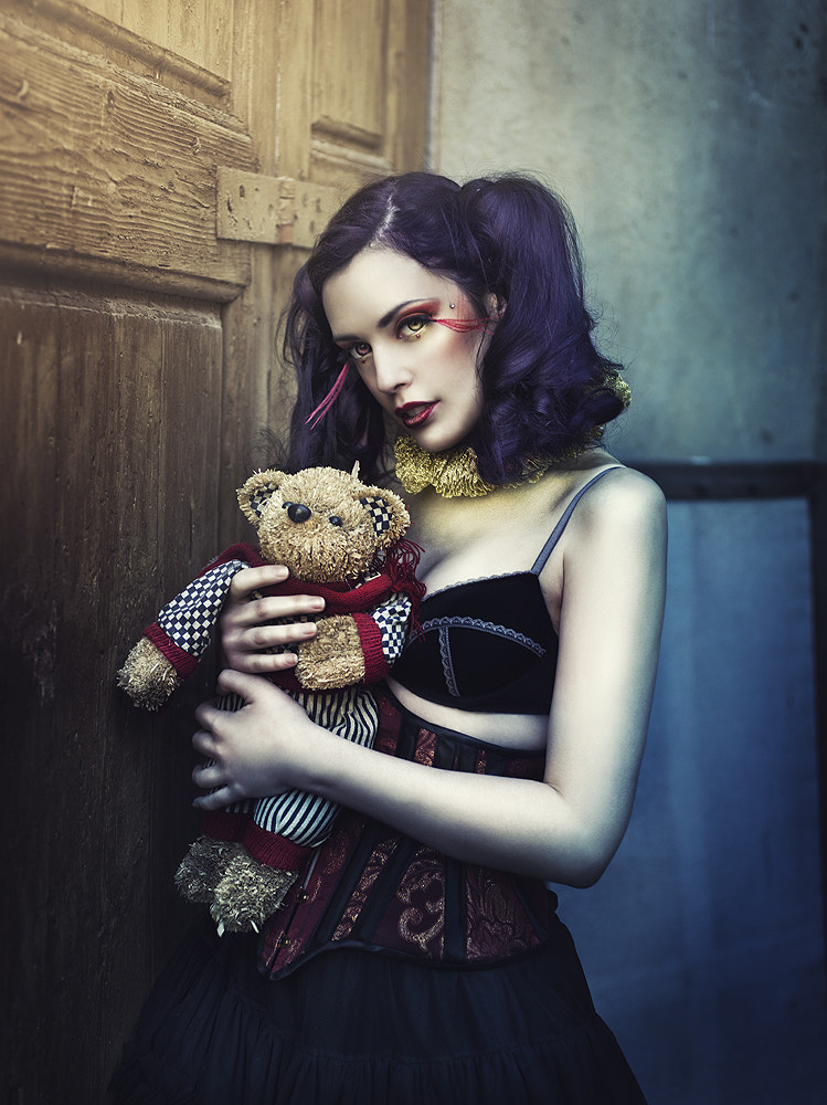Photograph My little bear by Rebeca  Saray on 500px