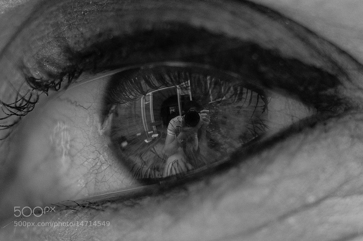 Photograph Macro of Eye by Alex Clark on 500px