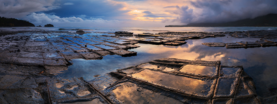 Tessellated light by Dylan Toh  & Marianne Lim on 500px.com