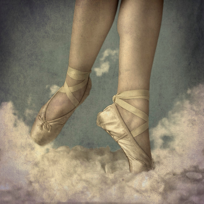 Photograph Heavenly Ballet by Laura Ballesteros on 500px