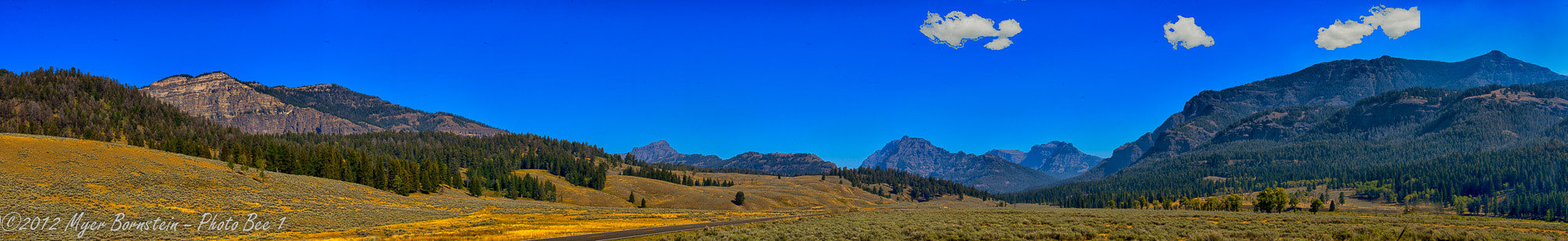 Photograph Lamar Valley by Myer Bornstein on 500px