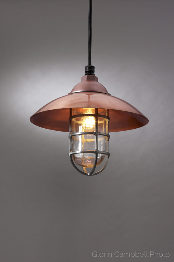 architect lighting copper wm