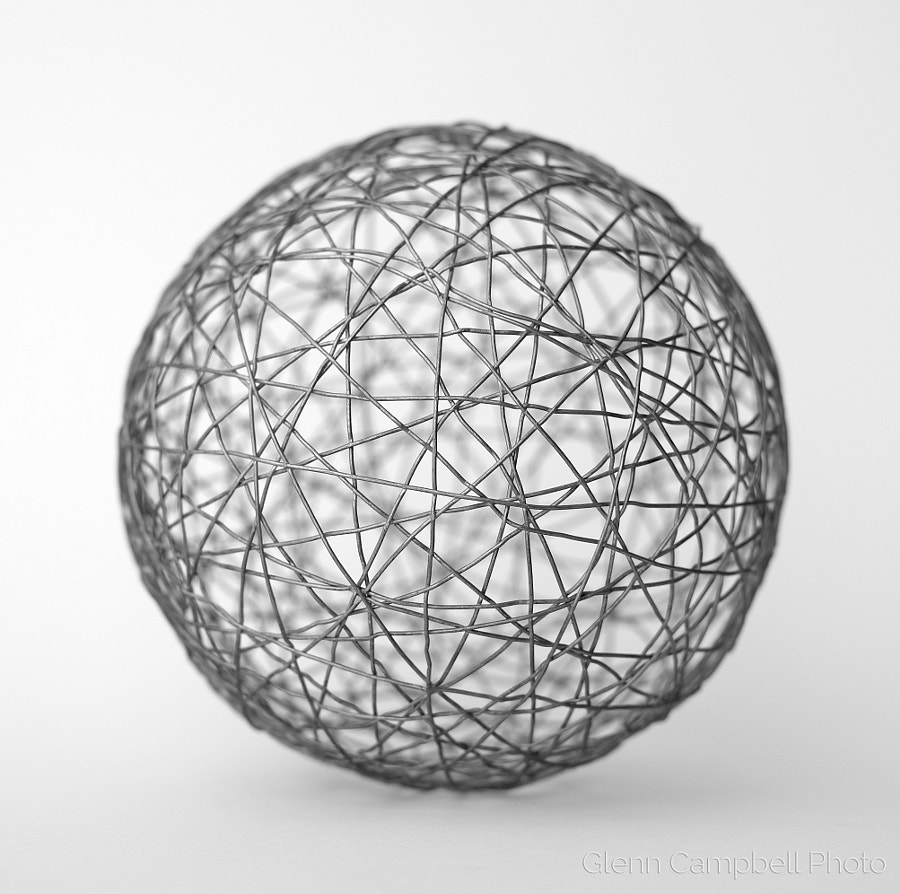 wire sphere wm
