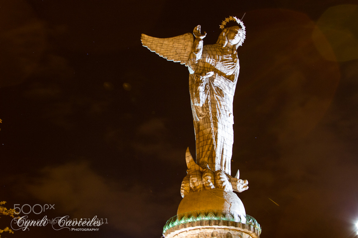 Photograph La virgen del panecillo  by Cyndi Caviedes on 500px