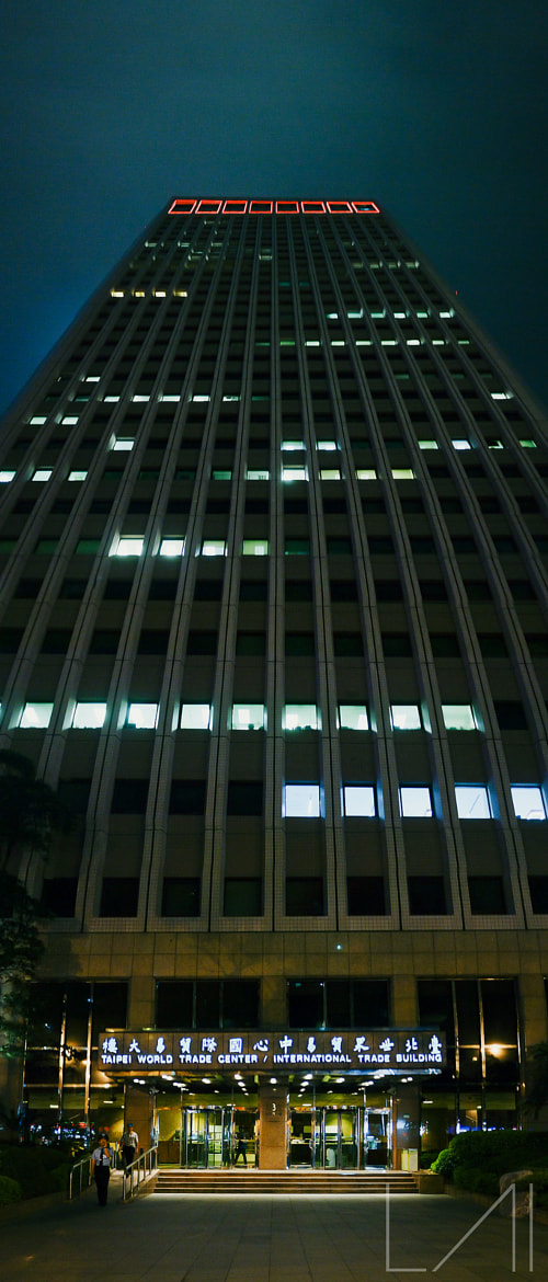 Photograph World Trade Center International Building - Taipei by Atmosphere Light on 500px