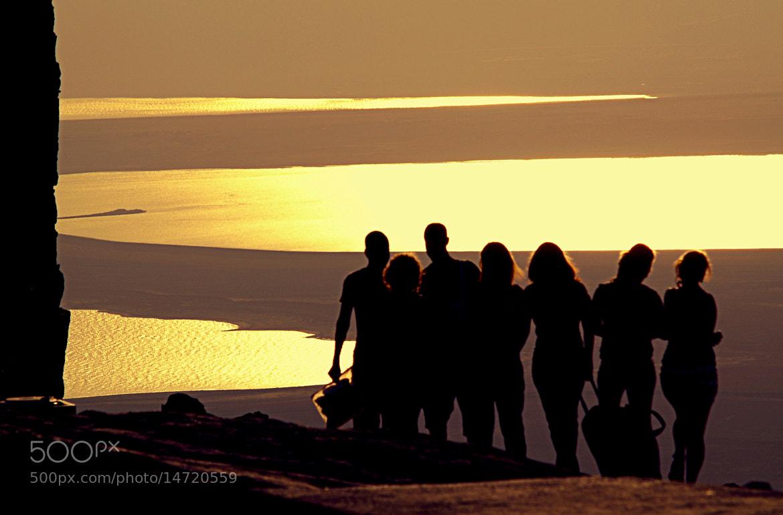 Photograph Sunrise at the Dead Sea by  Michal De-porto on 500px