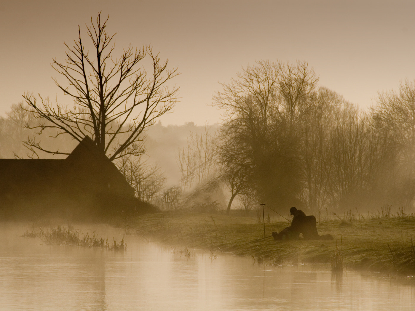 Photograph Dawn Fishing by Tony Oliver on 500px