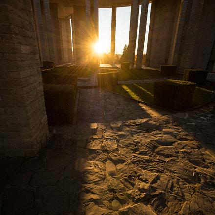 WWII Memorial - Bastogne